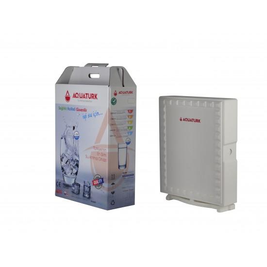 AQUATURK Aquaslim Pompalı Su Arıtma Cihazı