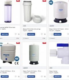 Su Arıtma Cihazları Yedek Parça Malzemeleri Fiyatları Markaları