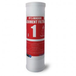 """Iono 10"""" 1 Mikron Sediment Filtre"""